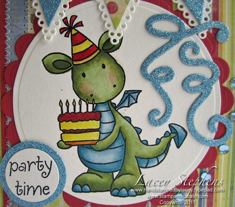 Party Fergus 3