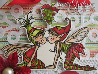Emerald Faerie Christmas 3