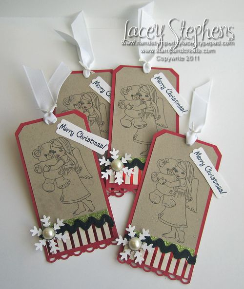 Bear Hug Tags 1