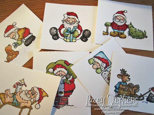HH Santas