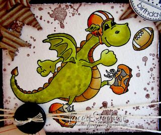 Football Dragon 3