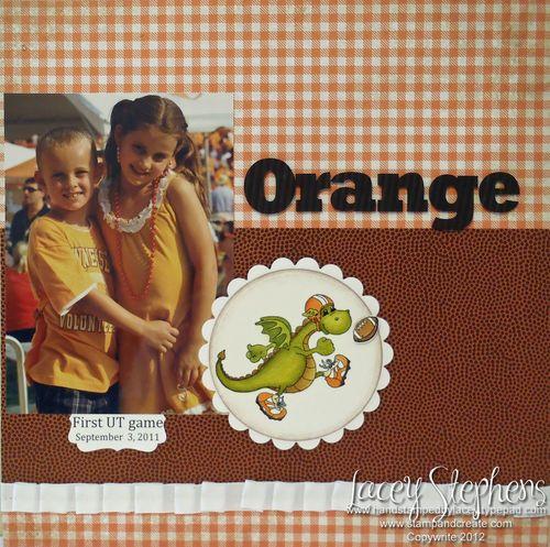 Go Big Orange 2