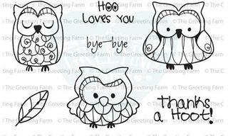 Hoo Loves You