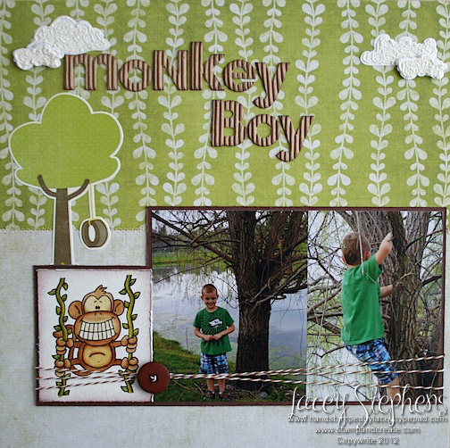 Monkey Boy 1
