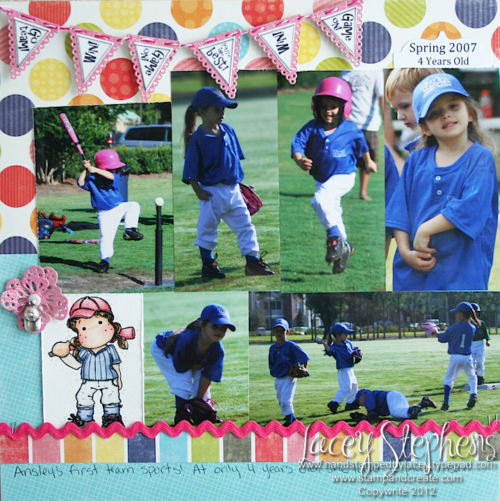 Baseball Tilda 1
