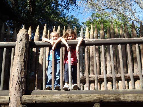 Tom Sawyers fort 2