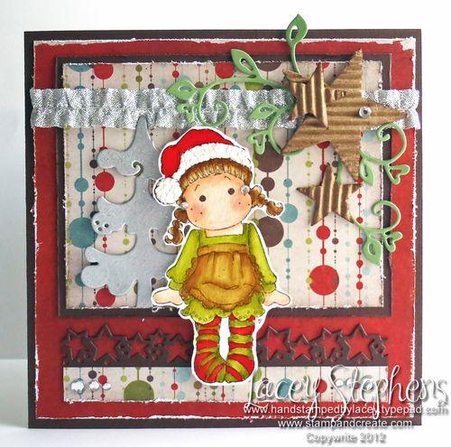 Tilda Santas Helper 1