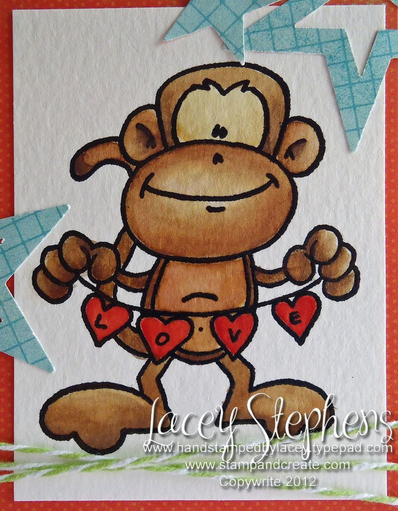 The Love Monkey 3