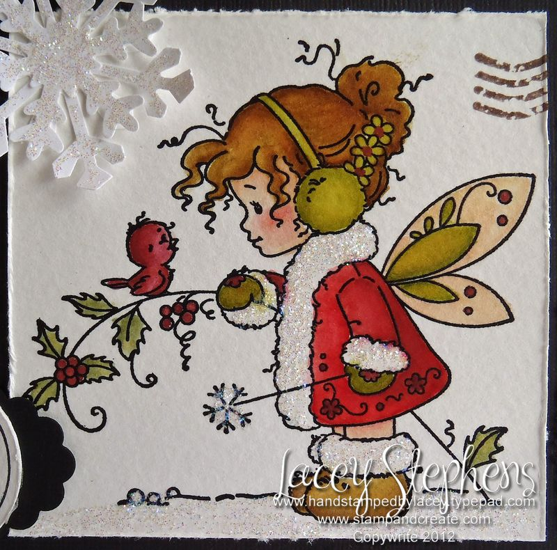 Winter Fairy E 4