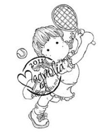 Tennis Tilda