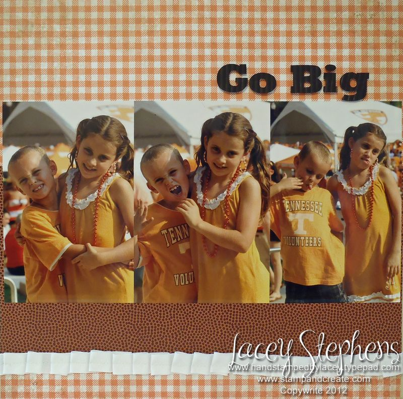 Go Big Orange 1
