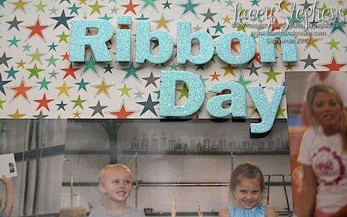 Ribbon Day 4