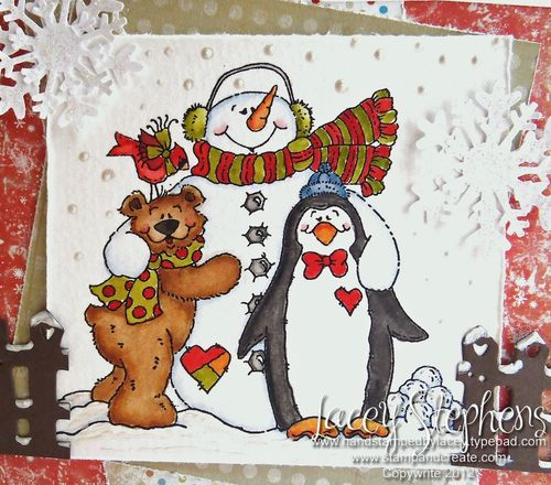 Snowys Friends Day One 3