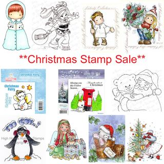 Christmas Stamp Sale