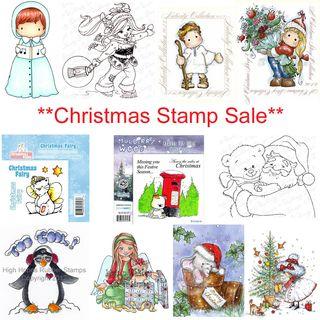 Christmas Stamp Sale