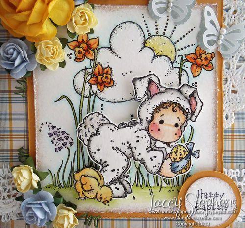 Bunny Tilda 3