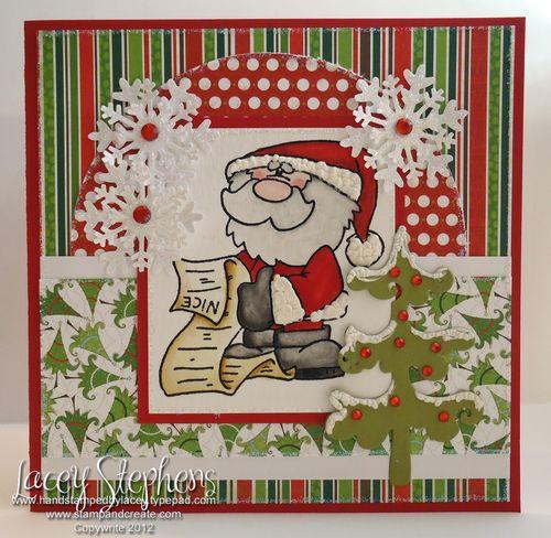 ABC X Santa 1