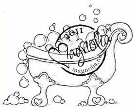 Bath Tub Magnolia