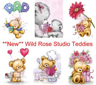 New WRS Teddies