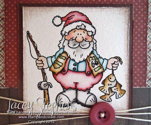Fishing Santa 3