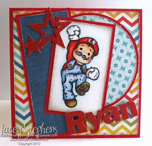 Mario Ryan 1