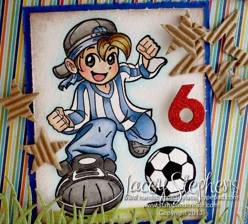Abram Soccer 3