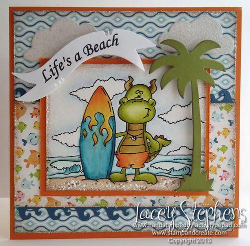 Lifes a beach 1