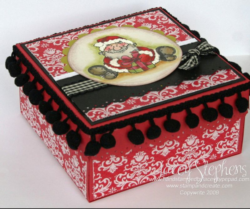 HH Santa Box