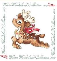Magnolia Winter Wonderland