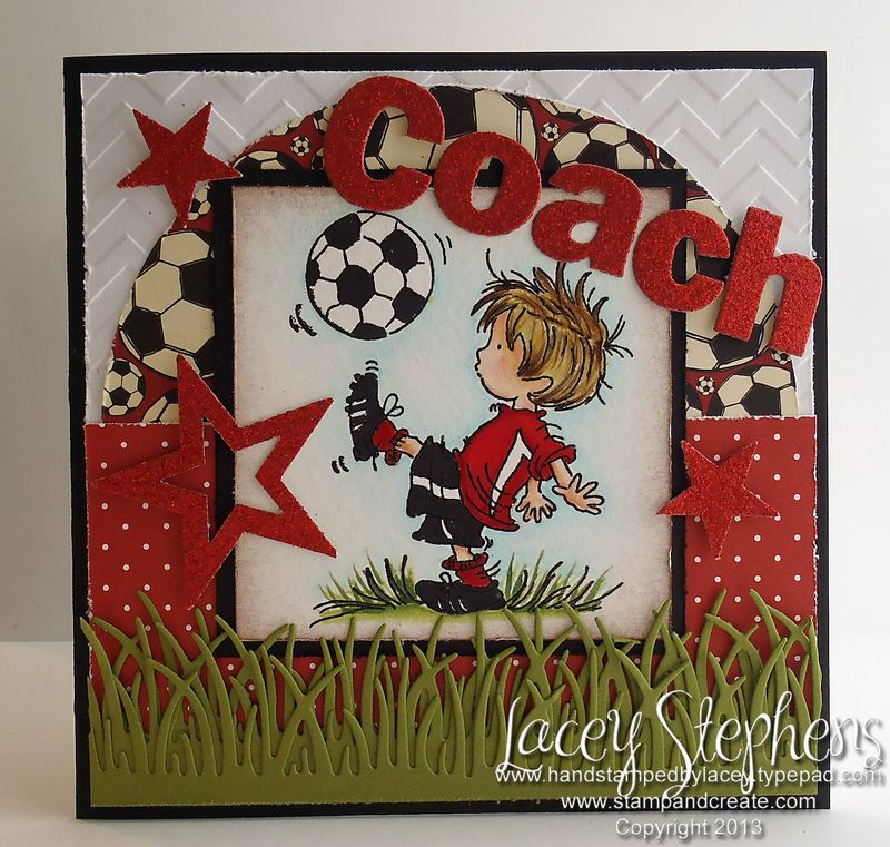 Leigh Soccer Red 2
