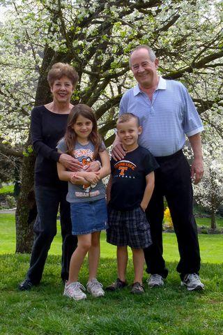 Nana and Papa Spring 2012