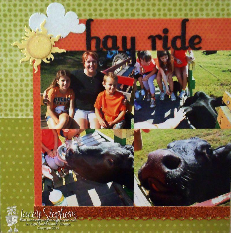 Hay Ride 1