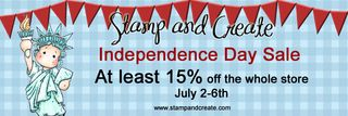 S&C 4th of July Sale