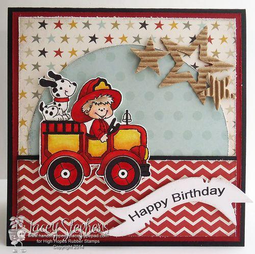 Lil Fireman 1