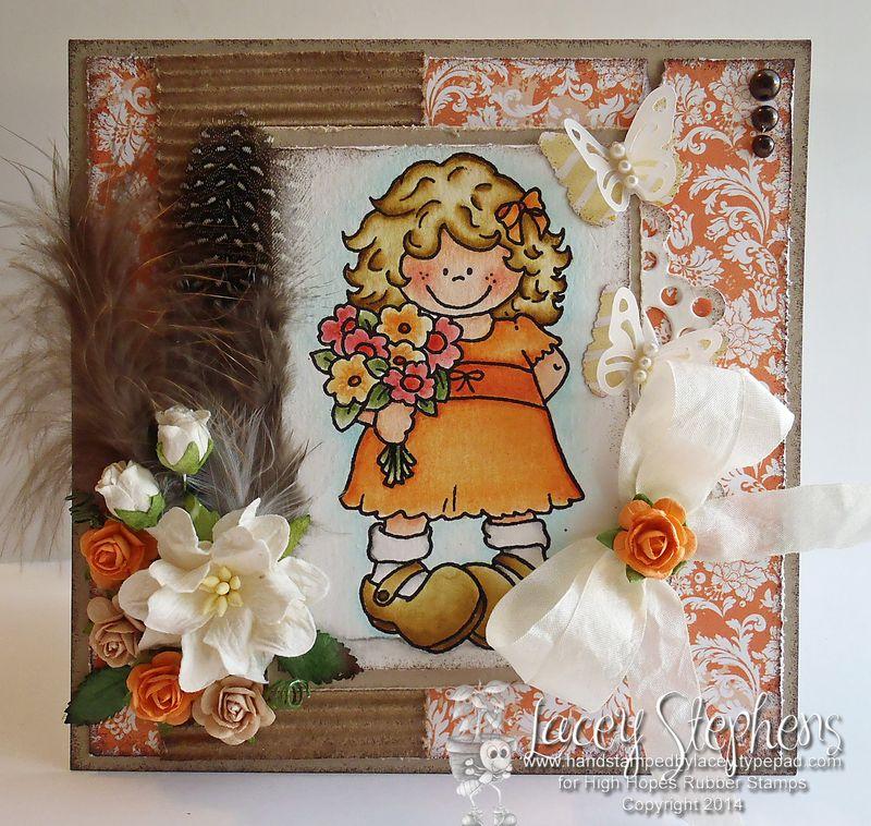 Little Missy Orange 1