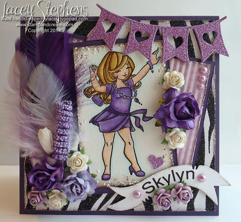 Kelly Skylyn 1