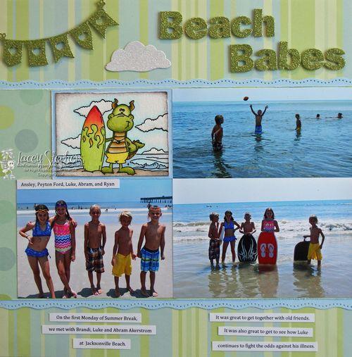 Beach Babes 1