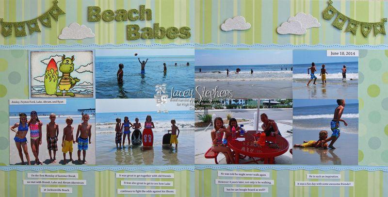 Beach Babes 1a