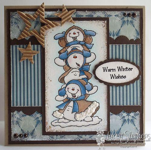 Snowman Pile 1