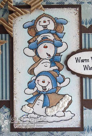 Snowman Pile 3