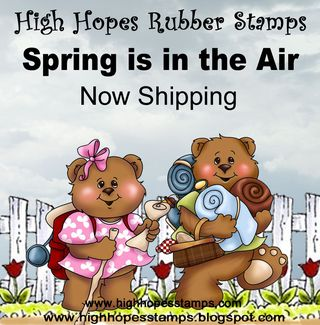 Spring is in the Air Now Shipping